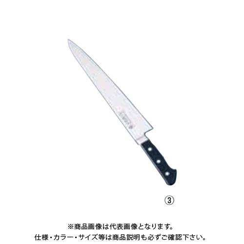 TKG 遠藤商事 SA SABUN ステンレス鋼 筋引 27cm ASB5927 7-0289-0302