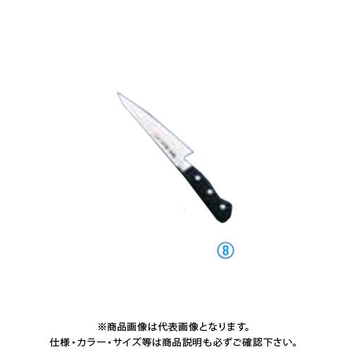 TKG 遠藤商事 堺菊守日本鋼(口金付)骨スキ 角 15cm AKK5601 7-0296-0801