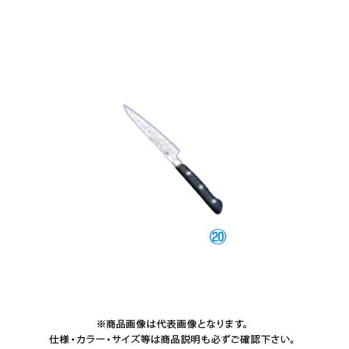 TKG 遠藤商事 堺 菊守 特殊ステンレス鋼 ペティーサーモン 12cm AKK4012 7-0296-2101