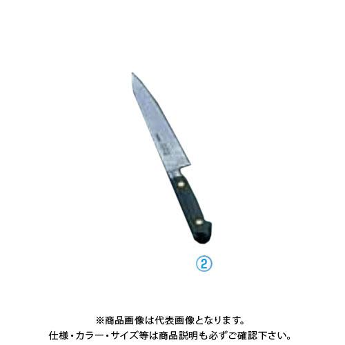 TKG 遠藤商事 ミソノ・スウェーデン鋼 ペティーナイフ No.133 15cm AMS04133 6-0285-0203