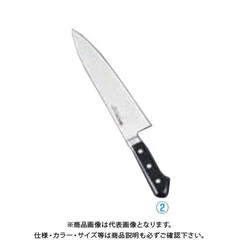 TKG 遠藤商事 ミソノモリブデン鋼 牛刀 No.511 18cm AMS26511 7-0294-0201