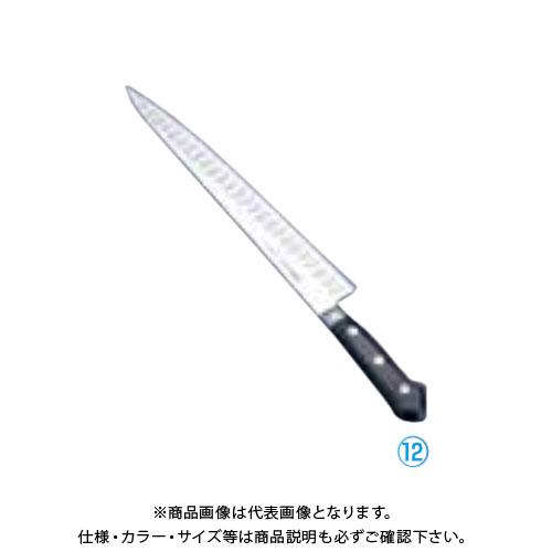 TKG 遠藤商事 ミソノ モリブデン鋼 筋引サーモン No.528 24cm AMSD5528 6-0286-1201
