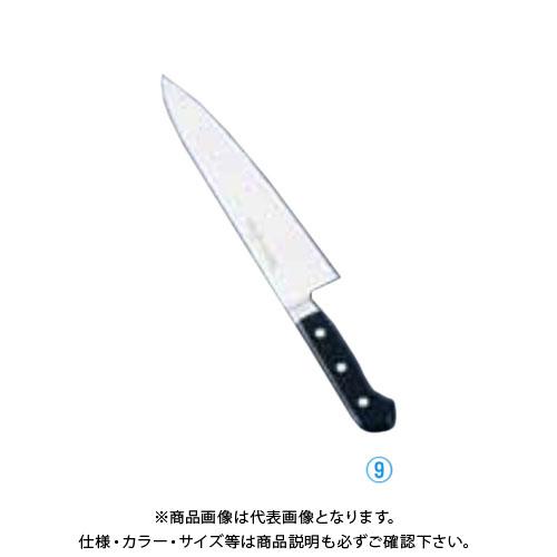 TKG 遠藤商事 ミソノ 440PH 牛刀 No.013 24cm AMSM603 6-0287-0903
