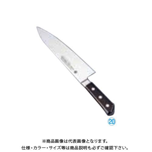 TKG 遠藤商事 堺孝行 グランドシェフ 洋出刃 24cm AGL58024 6-0288-2002