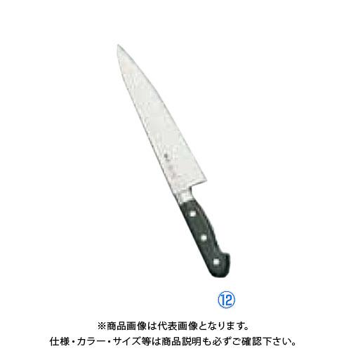 TKG 遠藤商事 杉本 全鋼 牛刀 21cm 2121 ASG02021 6-0290-1202