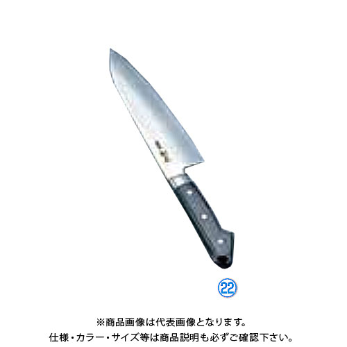 TKG 遠藤商事 杉本 CM鋼 洋出刃 24cm CM2424 ASG2124 6-0290-2202