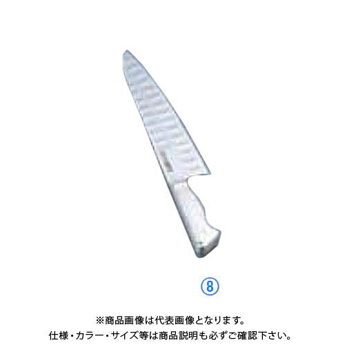 TKG 遠藤商事 グレステンMタイプ 牛刀 724TM 24cm AGL8202 6-0291-0802