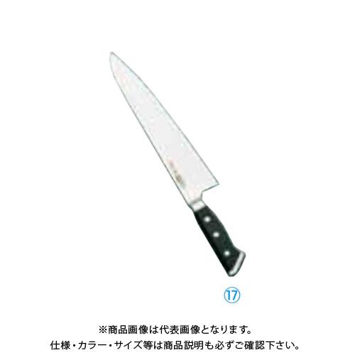 TKG 遠藤商事 グレステンWタイプ 牛刀 727WK 27cm AGL14727 7-0297-1703