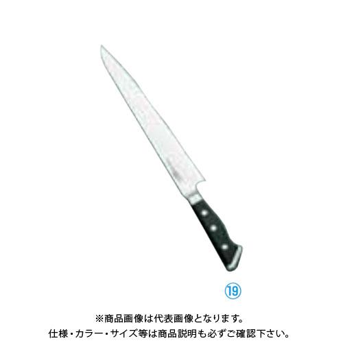 TKG 遠藤商事 グレステンWタイプ 筋引 724WSK 24cm AGL16724 6-0291-1901
