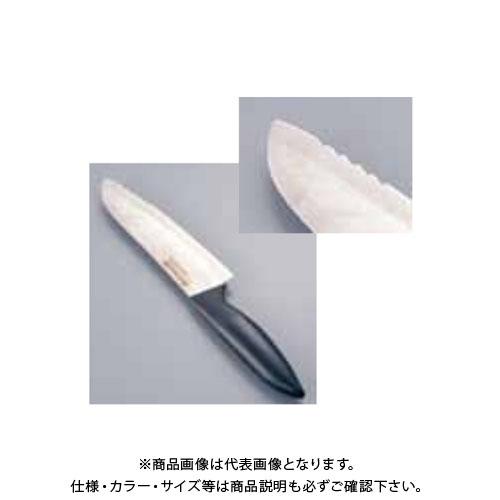 TKG 遠藤商事 ダイアチタン 3D庖丁 三徳型(両刃) 3D-TW16B ADI2601 7-0301-1501