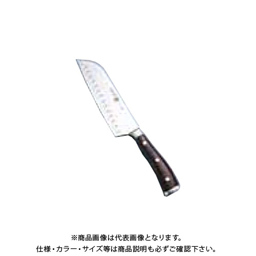 TKG 遠藤商事 ヴォストフ アイコン 三徳庖丁(筋入) 4972 14cm ABO1401 6-0294-2001