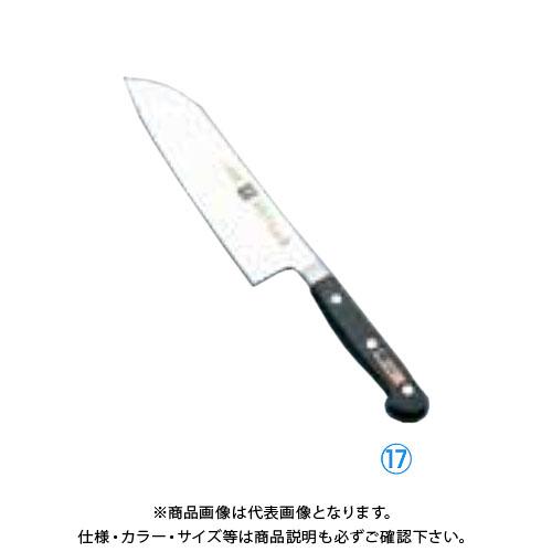 TKG 遠藤商事 ツヴィリング 三徳庖丁・半ツバ 31117-181 18cm AHVA501 6-0298-1701