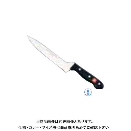 TKG 遠藤商事 ヴォストフ グルメ パン切ナイフ 4121-18 ADLH5 7-0324-0501