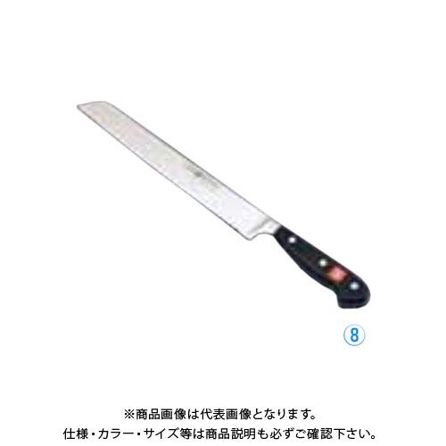 TKG 遠藤商事 クラシック パン切ナイフ(波刃) 4150-23 ADLC8023 6-0313-0802