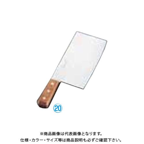 TKG 遠藤商事 ミソノ 中華庖丁 No.886 AMSA3 6-0317-2001