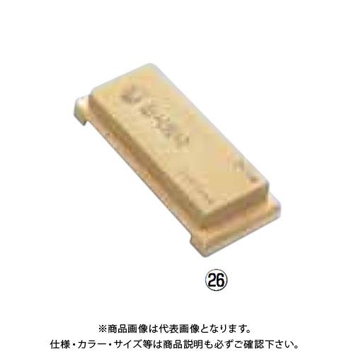 TKG 遠藤商事 砥石 仕上 ワイド型 台付 No.4000 IE-1500 ATI99 7-0329-0301
