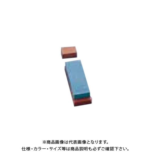 TKG 遠藤商事 超セラミックス砥石 台付(修正用砥石付) #600 荒砥(ブルー) ATI42006 7-0331-1502