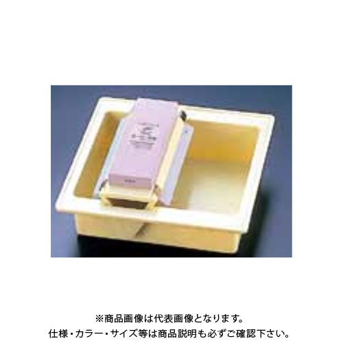 TKG 遠藤商事 スーパー砥石3点セット(研ぎ桶付き) ATI96 6-0323-1001