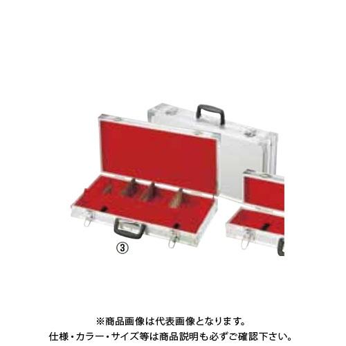 TKG 遠藤商事 SAジュラルミン製ナイフケース 大 10丁入 ANI06 6-0327-0301