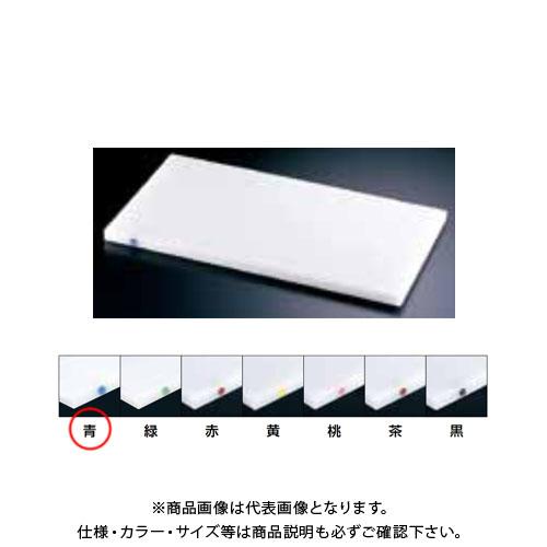 【運賃見積り】【直送品】TKG 遠藤商事 住友 抗菌スーパー耐熱まな板 カラーピン付 30SWP 青 AMNB822 6-0329-0222