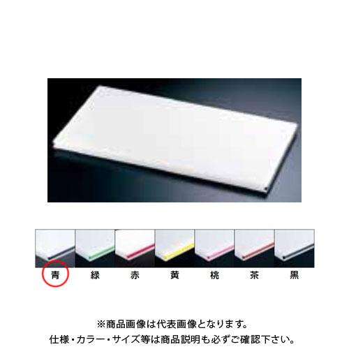 【運賃見積り】【直送品】TKG 遠藤商事 住友 抗菌プラまな板 カラーライン付 青 20SOL 60×30×H2cm AMNC208 6-0330-0308