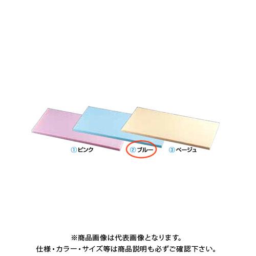 【運賃見積り】【直送品】TKG 遠藤商事 K型オールカラーまな板ブルー K2 550×270×H30mm AMNA804 6-0332-0204