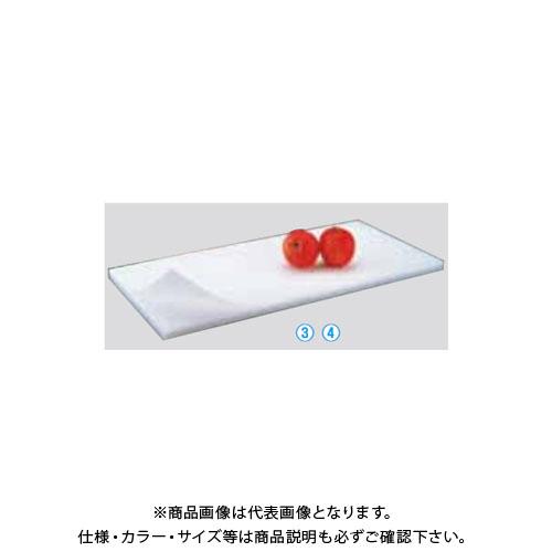 【運賃見積り】【直送品】TKG 遠藤商事 積層 プラスチックまな板 4号A 750×330×H40mm AMN100414 6-0333-0324