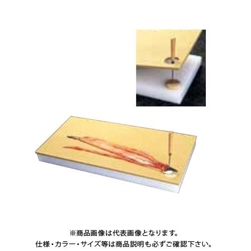 【運賃見積り】【直送品】TKG 遠藤商事 鮮魚専用プラスチックまな板 1号 AMN11001 6-0336-0601