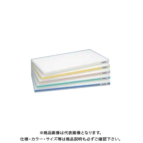 【直送品】TKG 遠藤商事 ポリエチレン・おとくまな板 4層 1500×450×H35mm イエロー AMN394132 6-0338-0362