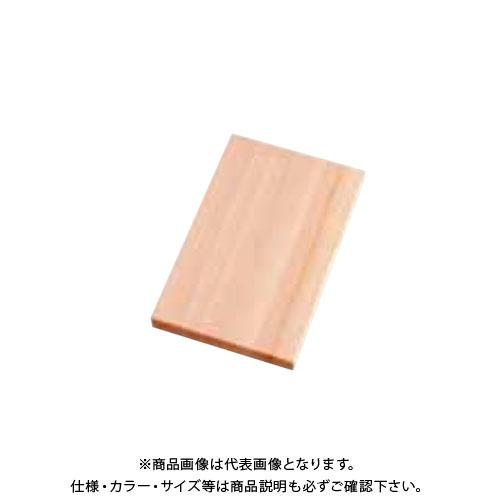 TKG 遠藤商事 ひのきまな板(張合) コーティング付 LL AMNK404 7-0356-0104