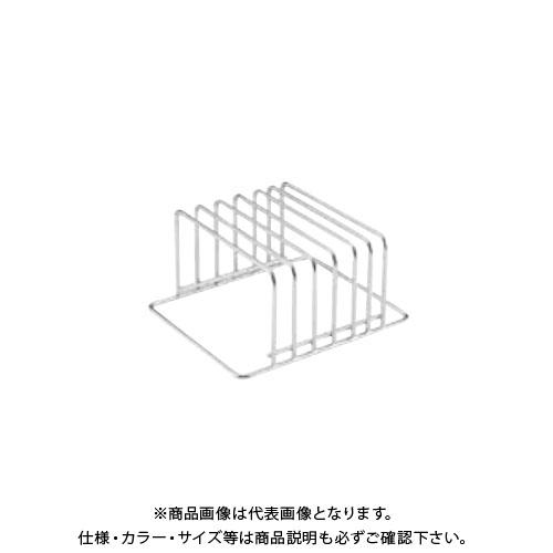 TKG 遠藤商事 SAステンレス まな板立て 横型 MY-6 AMN56 7-0359-0401