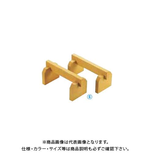 遠藤商事 幅20mm 50cm AMN29502 ゴム製 6-0347-0602 TKG まな板用脚