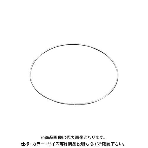 【受注生産品】浅野金属 いけすリング4×700 (5本) AK7234