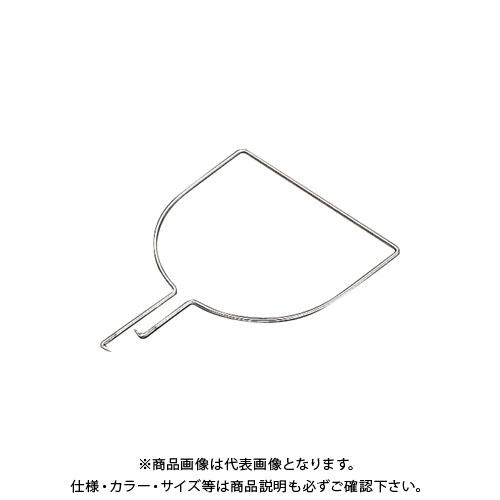 【受注生産品】浅野金属 ステンレス製玉枠標準型三角型5×390 (5本) AK8327