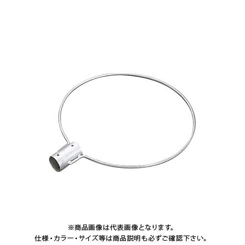 【受注生産品】浅野金属 ステンレス製玉枠SP型丸型 40A7×390 (5本) AK8530
