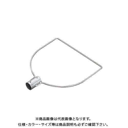【受注生産品】浅野金属 ステンレス製玉枠SP型三角型 40A9×480 (5本) AK8744