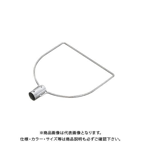 【受注生産品】浅野金属 ステンレス製玉枠SP型三角型 40A6×510 (5本) AK8745