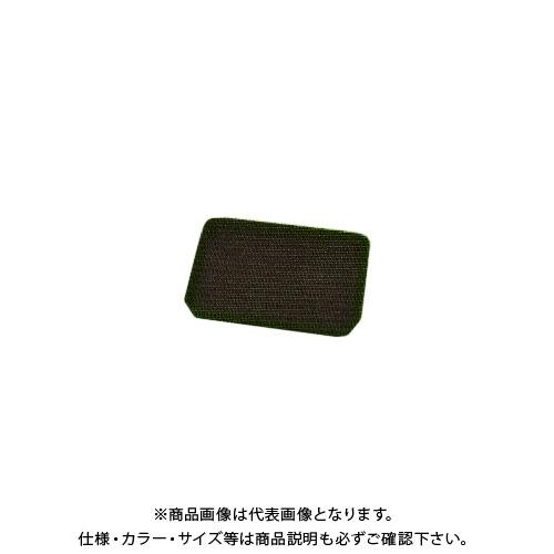 【直送品】安全興業 受皿 正方形 195x195 チョコ 195×195×20mm (100入)