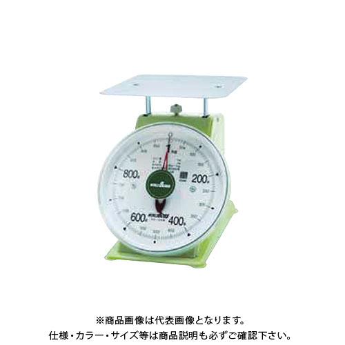 高森コーキ WBフレッシュカラー上皿はかり 大型 50kg (検定品) TKL-50