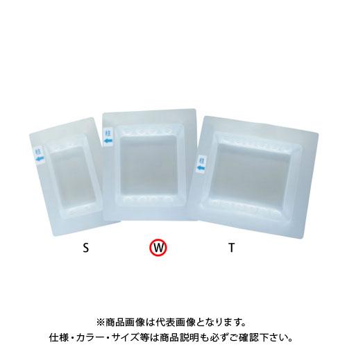【運賃見積り】【直送品】日本住環境 気密コンセントカバー バリアーボックス(W) 50個入 (050102002)