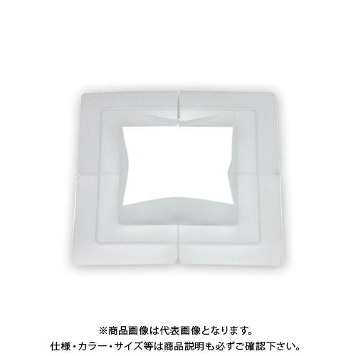 【運賃見積り】【直送品】日本住環境 気密簡素化部材 気密柱バリアー 100枚入 (050206001)