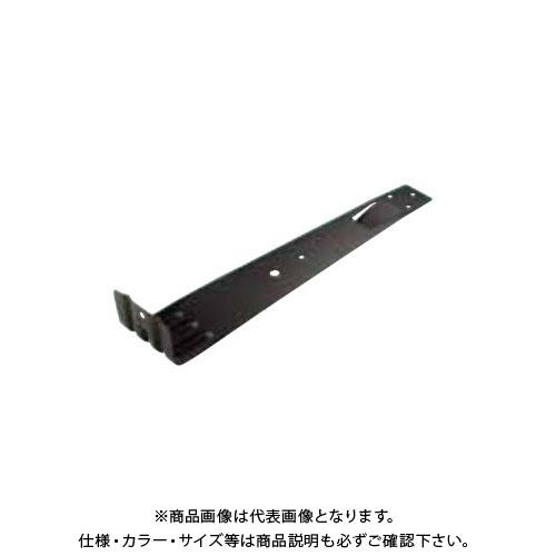 スワロー工業 S155 430ステン 黒色 スーパー新型コロニアル雪止 切起 後付 (100入) 0101800