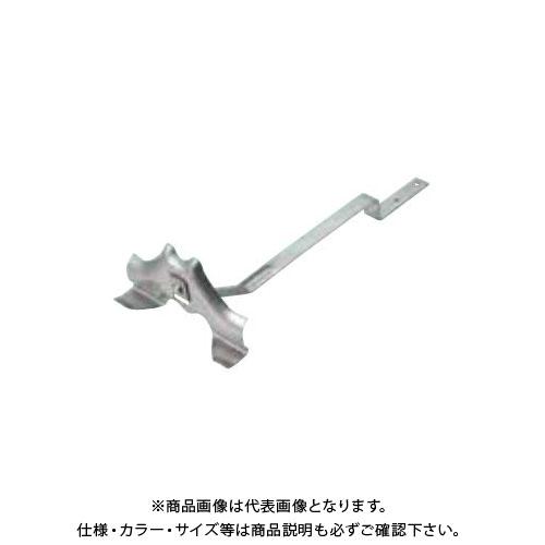 スワロー工業 S104 304ステン 黒色 特注和型雪止 (100入) 0110300