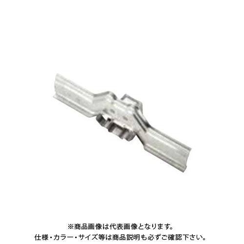 スワロー工業 D324 亜鉛板 赤色 雪国 三晃式雪止 羽根付 35mm (30入) 0165900