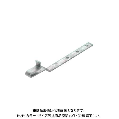 スワロー工業 D319 ドブ 生地 チョン曲雪止 5×21 段付 釘打 (100入) 0181400
