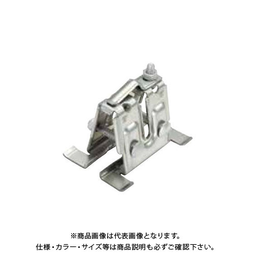 スワロー工業 D364 高耐食鋼板 生地 K-1ハゼ折版雪止 (20入) 0184222