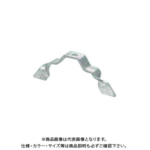 スワロー工業 D342 ドブ 生地 谷用折版雪止 88タイプ (50入) 0185100