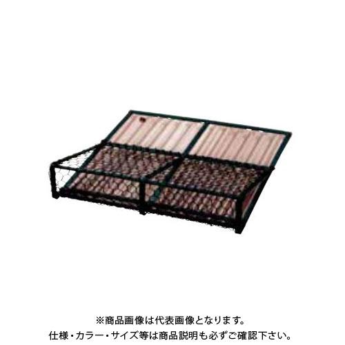 スワロー工業 D459 ドブ黒色 スノーZNEO 455×400 フック無 (8入) 0188133