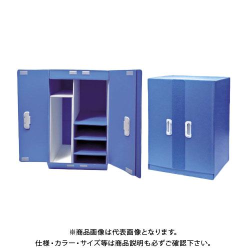 【直送品】エムエフ 現場のメイクボックス (10台入) 430×高さ695×奥行325mm N69-001