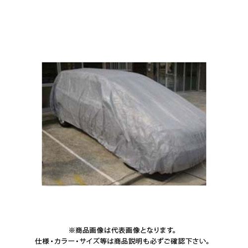 【運賃見積り】【直送品】エムエフ 自動車養生カバー不織布タイプL (20枚入) 4000×6800mm